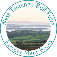 Exmoor Meat Boxes at West Twitchen Ball Farm
